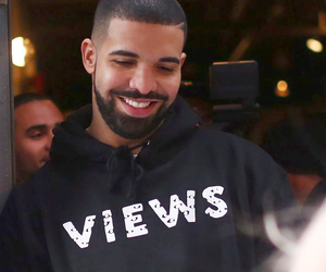 Drake, smile, and drizzy image