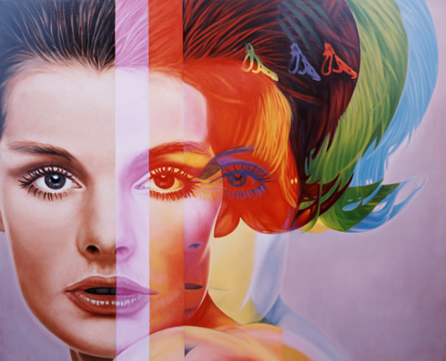 gossip girl, art, and richard phillips image