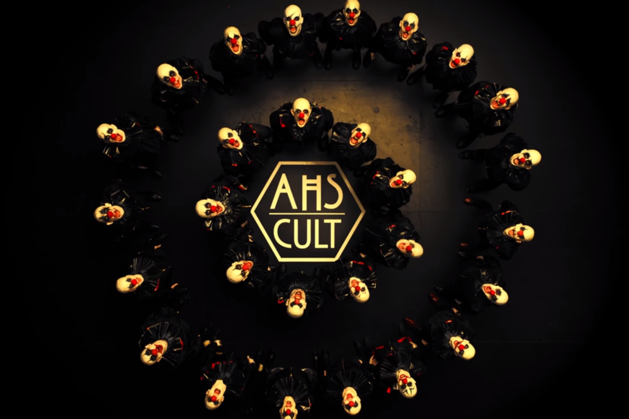 american horror story, cult, and ahs cult image