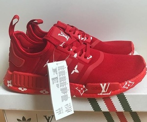 adidas, luxury, and sneakers image