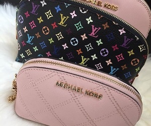 accessories, handbags, and Louis Vuitton image