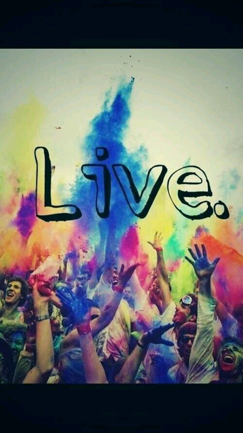 live, people, and life image
