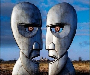 Pink Floyd and the division bell image
