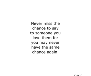 chances, I Love You, and quotes image