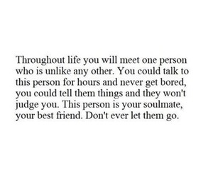 quotes, love, and soulmate image
