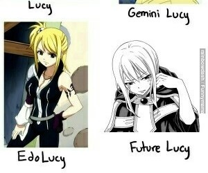fairy tail, lucy heartfilia, and jellal image