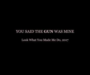 Lyrics, mine, and Reputation image