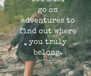 adventures, find, and go image