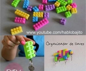 diy, key, and lego image