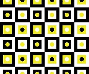 black, circle, and circles image
