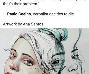 art, confidence, and paulo coelho image