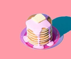 pancakes, food, and minimalist image