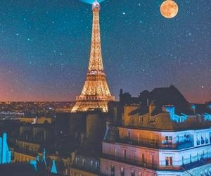 beautiful, paris, and city image
