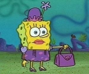 spongebob and cartoon image