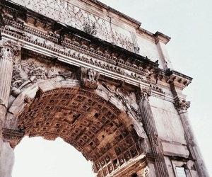 travel, architecture, and paris image