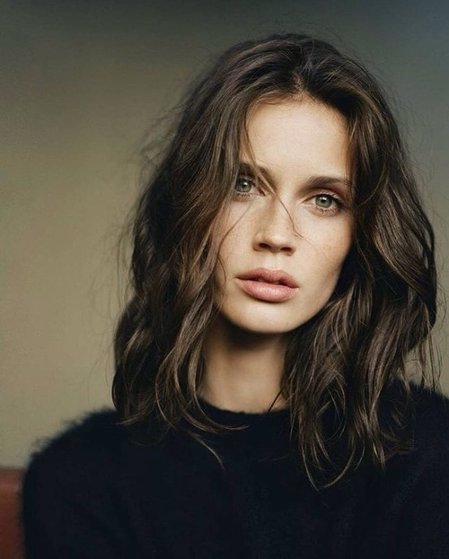 woman, french, and beauty image
