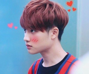 exo, cute, and heart image