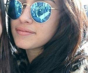 beautiful, natural, and sun glasses image