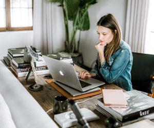 books, study, and work image
