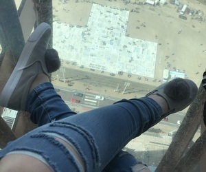 height, jeans, and blackpool image