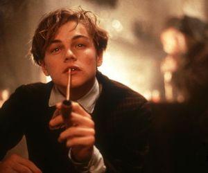 leonardo dicaprio, boy, and Leo image