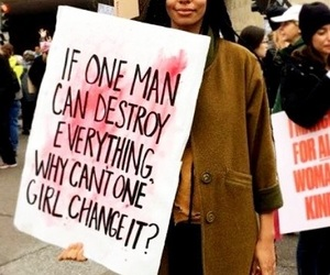 feminism and power image