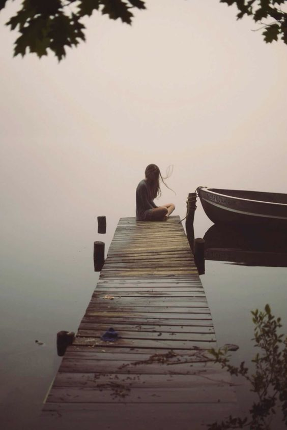 photography, alone, and boat image