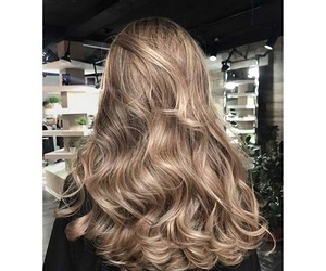 curly and hairstyle image