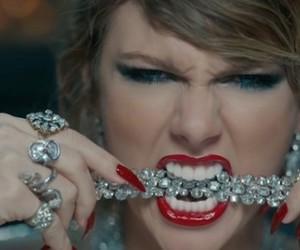 Taylor Swift, look what you made me do, and Reputation image