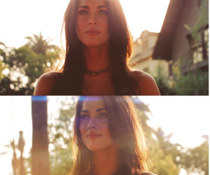 megan fox and woman image