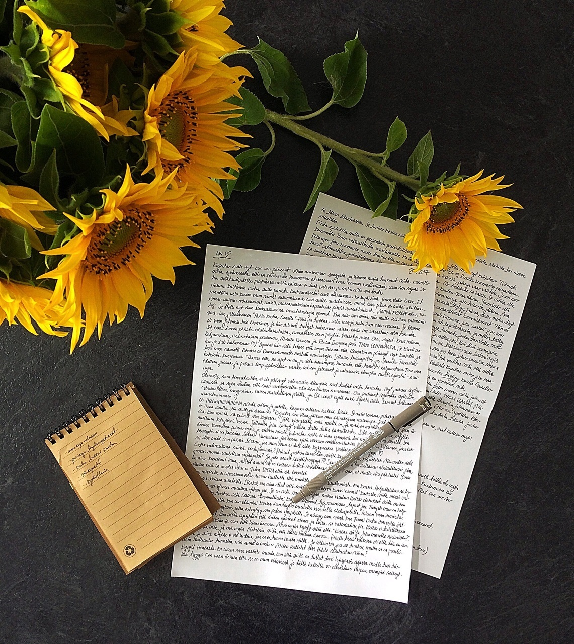 beautiful, Letter, and friend image