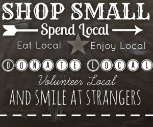 article, local, and small business image