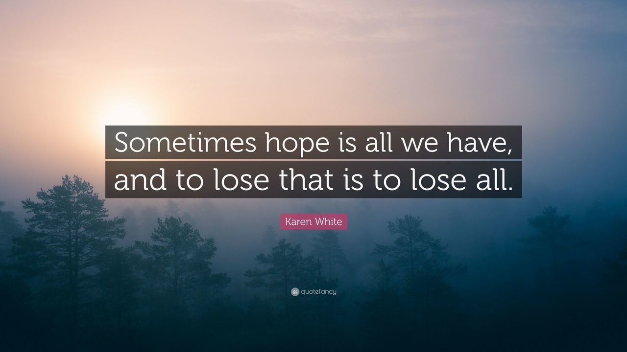 article, hope, and words image