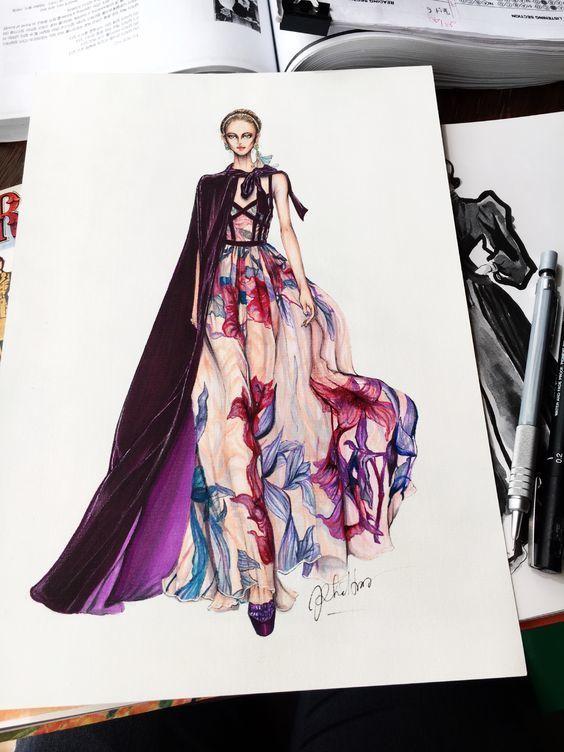 art and fashion image