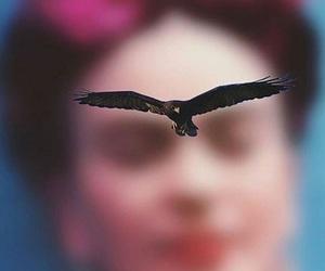 bird, Frida, and frida kahlo image