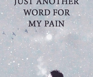 quotes and pain image