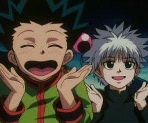 90s, anime, and hunter x hunter image