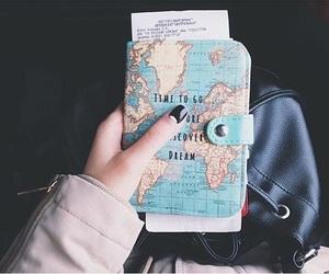 travel, tumblr, and world image