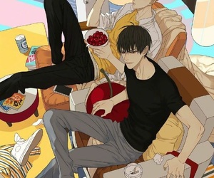 19 days, old xian, and he tian image