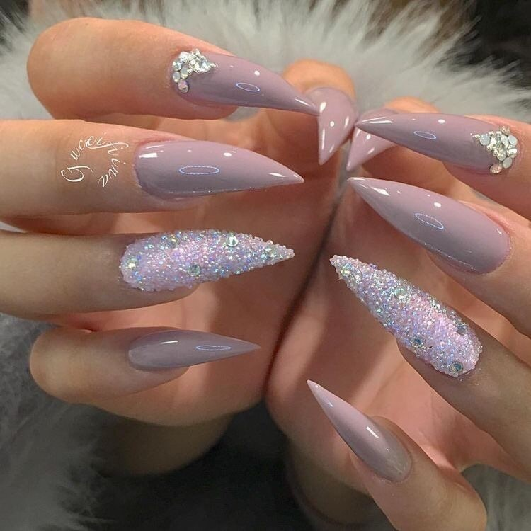 claws, nails, and bomb ass nails image