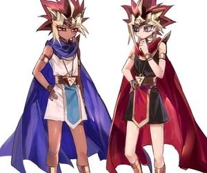 anime, vs, and cartas image