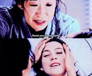 grey, grey's anatomy, and yang image