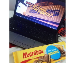 movie, marabou, and cozy image