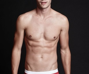 abs, boy, and Francisco Lachowski image
