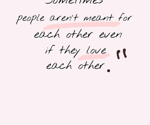 love quotes, quotes, and pink quotes image