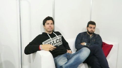 z4, willyrex, and vegetta777 image