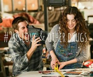 Anne Hathaway, art, and jake gyllenhaal image