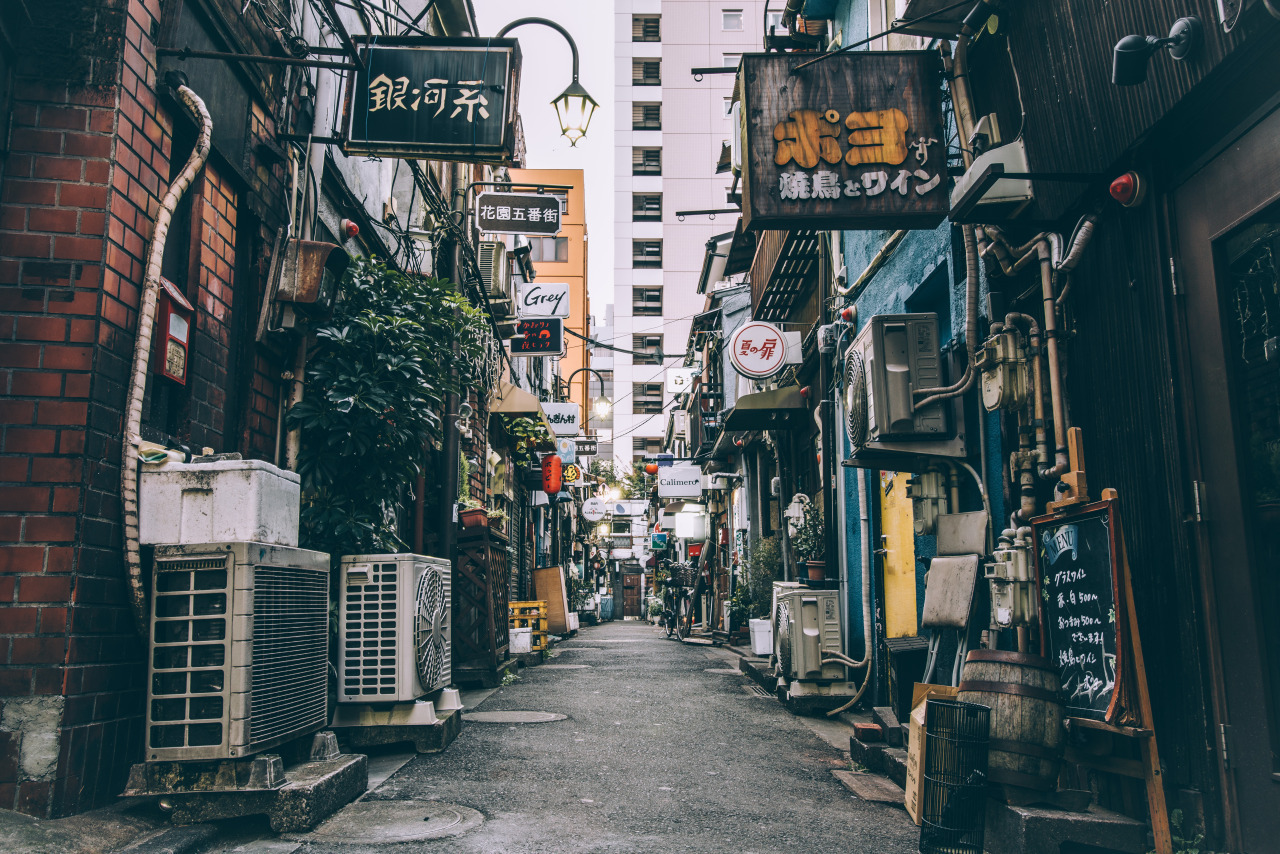 japan, city, and asia image