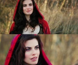 little red riding hood, red riding hood, and once upon a time image
