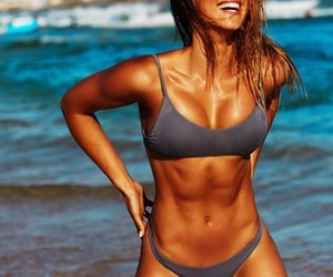fit, fitness, and summer image
